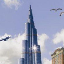کاشی و سرامیک آیسان آبی طرح دار ۲ دیجیتال سایز ۴۵*۳۰ عمارت میبد