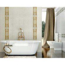 کاشی و سرامیک پاریس سفید کرم سایز 60*20 البرز