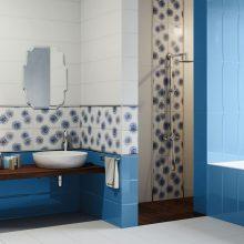 کاشی و سرامیک موناکو آبی سایز 60*25 پرسپولیس
